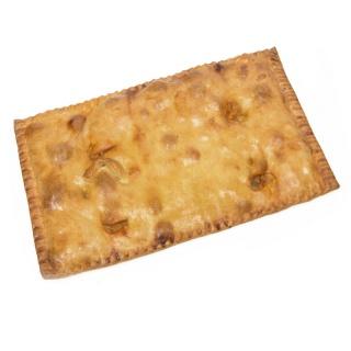 Delicias Coruña empanada rectangular alimentación de 725 g