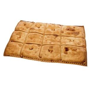 Delicias Coruña Empanada clásica rectangular de 3000