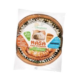 Delicias Coruña Masa empanada Obradoiro