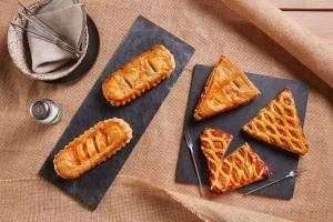 Delicias Coruña empanadillas masa hojaldre Portada