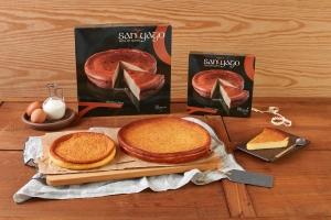 Delicias Coruña tartas de queso al horno