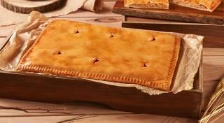 Delicias Coruña empanada rústica rectangular 1800 g