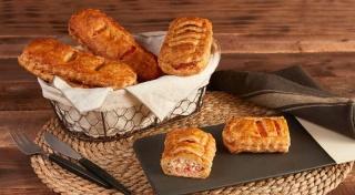 Delicias Coruña empanadilla bocata hojaldre 125 g