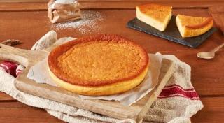 Delicias Coruña tarta de queso al horno santiago 500 g
